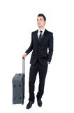 Business man isolated Royalty Free Stock Images