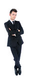 Business man isolated Royalty Free Stock Image