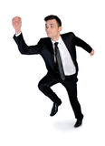 Business man jump Stock Image