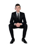 Business Man Looking Camera Royalty Free Stock Photos