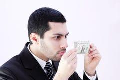 business man money Στοκ εικόνα με δικαίωμα ελεύθερης χρήσης