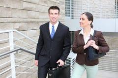 Business Man at Office Stock Photos