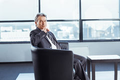 Business man in office. Stock Photography