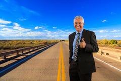 Business Man Outdoors Stock Photos
