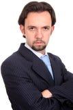 Business man portrait Stock Photos