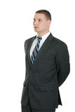 Business man portrait Stock Photos