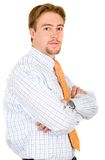 Business man portrait Stock Image