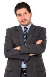 Business man portrait Royalty Free Stock Photo