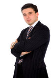Business man portrait Stock Images