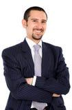 Business man portrait Stock Image