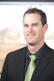 Business Man Portrait Stock Images
