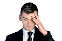 Business man sad Stock Image