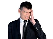 Business man sad Royalty Free Stock Image