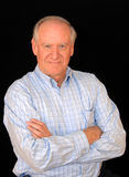 business man senior Στοκ φωτογραφία με δικαίωμα ελεύθερης χρήσης