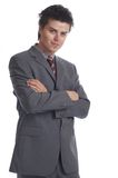 Business Man (the series) Royalty Free Stock Image