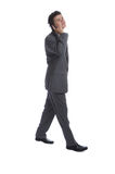 Business Man (the series) Royalty Free Stock Photo
