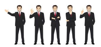 Free Business Man Set Stock Photography - 153950482