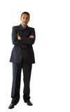 Business man standing 1 Stock Photos
