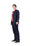 Business man standing Royalty Free Stock Photos