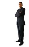 Business man standing 2 Stock Images