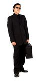 Business man standing Stock Images