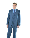 Business man standing casually Royalty Free Stock Photography