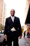 Business Man Street Portrait Stock Images