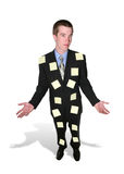 Business Man Stress Stock Images