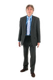 Business man in studio Stock Photography