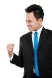 Business man success royalty free stock photos