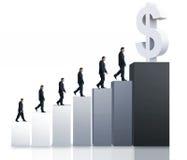 Business man success Stock Photos