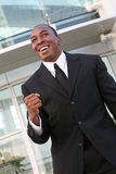 Business Man Success stock image