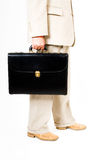 A business man in a suit Royalty Free Stock Photography