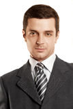 Business Man In Suit Stock Image