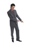 Business Man (the Series) Royalty Free Stock Images