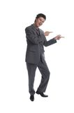 Business Man (the Series) Stock Images