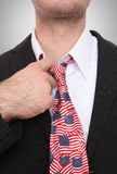 Business Man United States Tie Stock Images