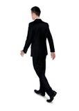 Business man walk away Royalty Free Stock Images