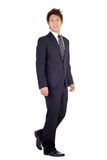 Business man walking Royalty Free Stock Photography