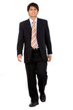 Business man walking Stock Photos
