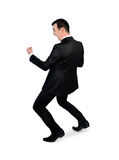 Business man winner Stock Photos