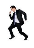 Business man winner Stock Image