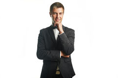 business man young Στοκ φωτογραφία με δικαίωμα ελεύθερης χρήσης