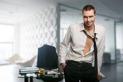 business man young Στοκ Εικόνες