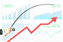 Business management concept Stock Image