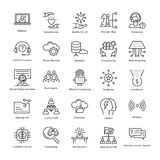 Business Management and Growth Vector Line Icons 26. This collection of business management and growth line  Icons is just what you need for your next business Stock Image
