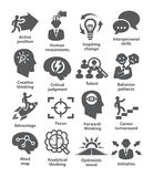 Business management icons. Pack 19. Business management icons on white. Pack 19 vector illustration