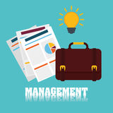 Business management projects Stock Photos