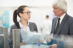Business Management stock image