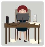 Business Manager Zdjęcie Stock